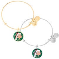 Image of Santa Mickey Mouse Bangle by Alex and Ani # 1