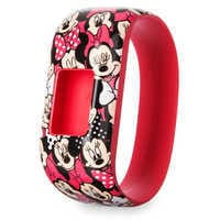 Image of Minnie Mouse vivofit jr. 2 Accessory Stretchy Band by Garmin # 2