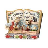 Image of Pinocchio ''Someday You Will Be a Real Boy'' Figurine by Jim Shore # 2