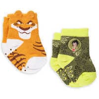 Image of The Jungle Book Sock Set for Baby # 1