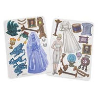 Image of The Haunted Mansion Magnet Set # 1