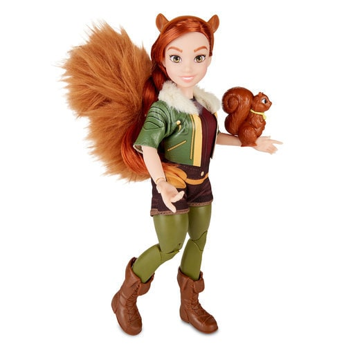 Squirrel Girl Doll ? Marvel Rising