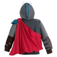 Thor Costume Hoodie - Marvel Thor: Ragnarok - Boys