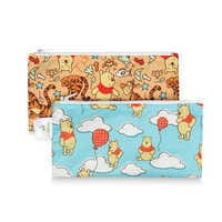 Image of Winnie the Pooh Snack Bags by Bumkins # 1
