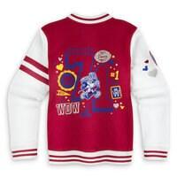 Mickey Mouse Varsity Jacket - Walt Disney World - Girls