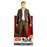 Image of Poe Dameron Big Figs Action Figure - Star Wars: The Last Jedi - 18'' # 4