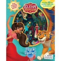 Image of Elena of Avalor: Stuck on Stories Book # 1