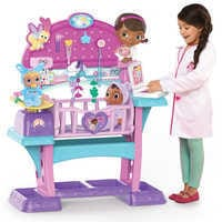 Image of Doc McStuffins All-In-One-Nursery Playset # 2