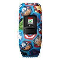 Image of Avengers vivofit jr. 2 Activity Tracker for Kids by Garmin # 4