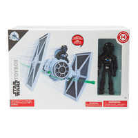 Image of TIE Fighter Play Set - Star Wars Toybox # 3