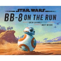 Image of BB-8 On the Run Book # 1