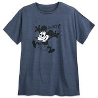 Image of Mickey Mouse ''Oh Boy'' T-Shirt for Men - Plus Size # 1