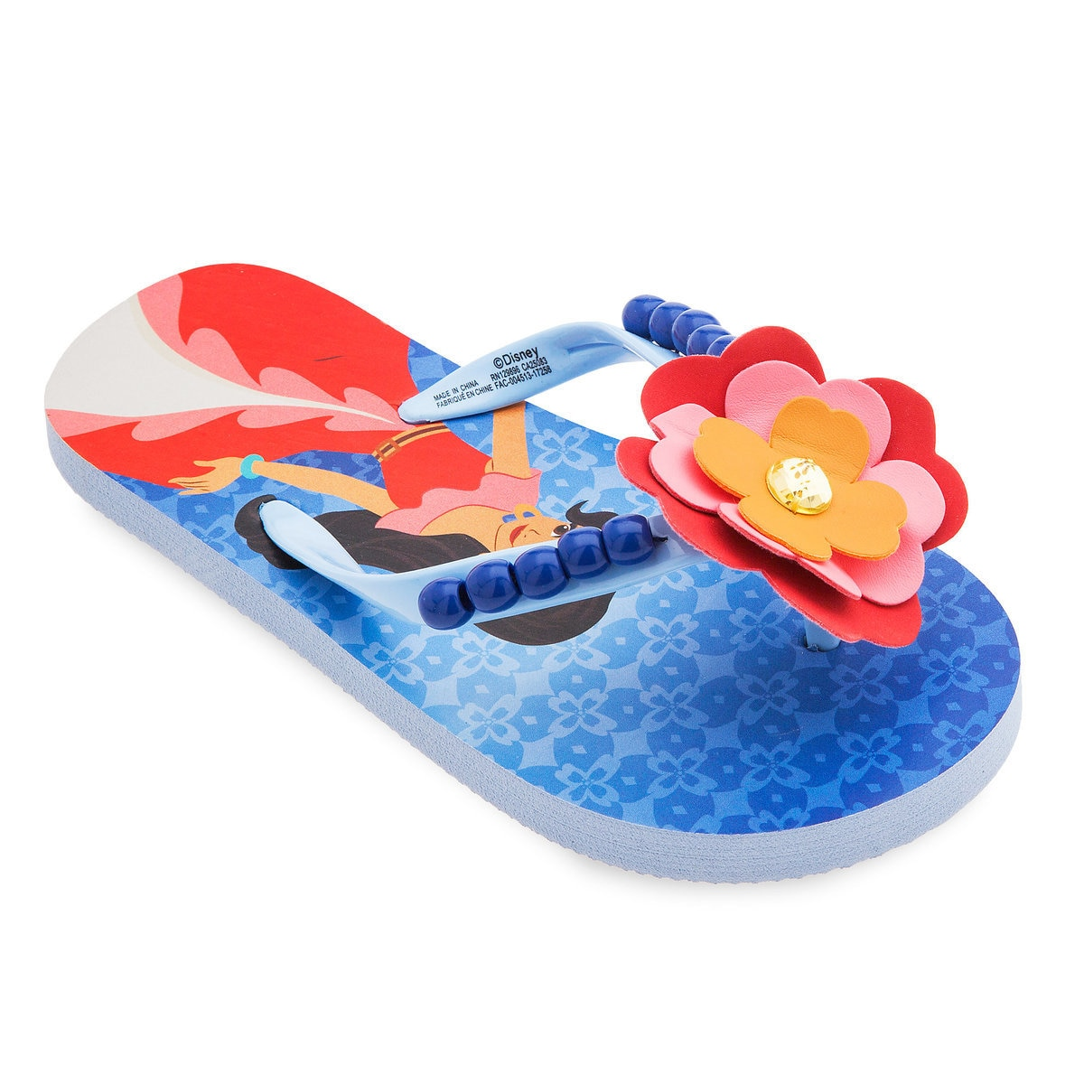 a8adab5b3 Product Image of Elena of Avalor Flip Flops for Kids   1