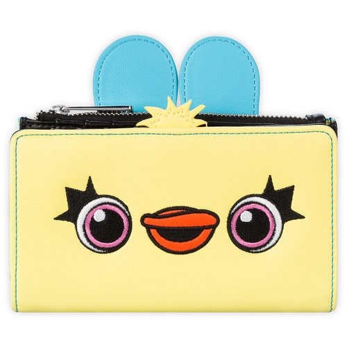 Ducky and Bunny Wallet by Loungefly ? Toy Story 4