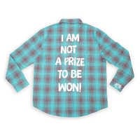 Image of Jasmine Flannel Shirt for Adults by Cakeworthy # 1