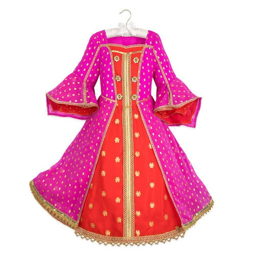 Jasmine Desert Moon Deluxe Costume for Kids - Aladdin Live Action Film