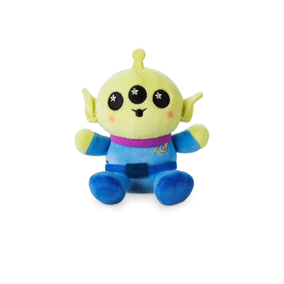 c4b53a4324 Product Image of Toy Story Alien Disney Parks Wishables Plush - Micro # 1
