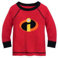 Image of Incredibles Logo PJ PALS for Baby # 3