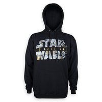 Star Wars: The Last Jedi Logo Hoodie for Men