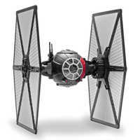 Image of First Order Special Forces TIE Fighter Model Kit - Star Wars # 1