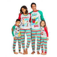 Image of Chip 'n Dale Holiday PJ Set for Women # 5