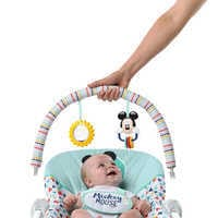 Image of Mickey Mouse Infant to Toddler Rocker by Bright Starts # 3
