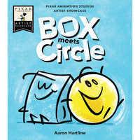 Image of Box Meets Circle: PIXAR Animation Studios Artist Showcase Book # 1