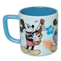 Image of Mickey and Minnie Mouse Mug - Hawaii # 3