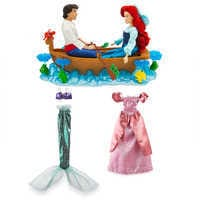 Image of Ariel and Eric ''Kiss the Girl'' Playset - The Little Mermaid # 2