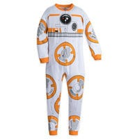 BB-8 One-Piece PJ for Adults - Star Wars