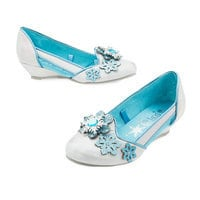 Image of Elsa Wedges for Girls # 1