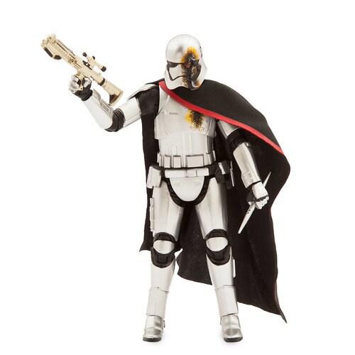 Captain Phasma Action Figure - Star Wars - Black Series by Hasbro