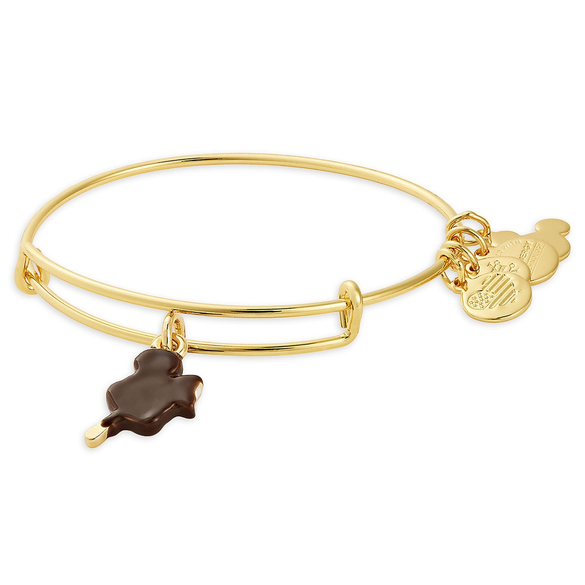 e75fcdb20 Product Image of Mickey Mouse Ice Cream Bar Bangle by Alex and Ani # 1
