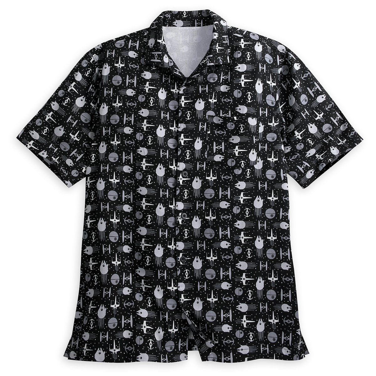 225cab8f Product Image of Star Wars Button-Up Shirt for Men # 1