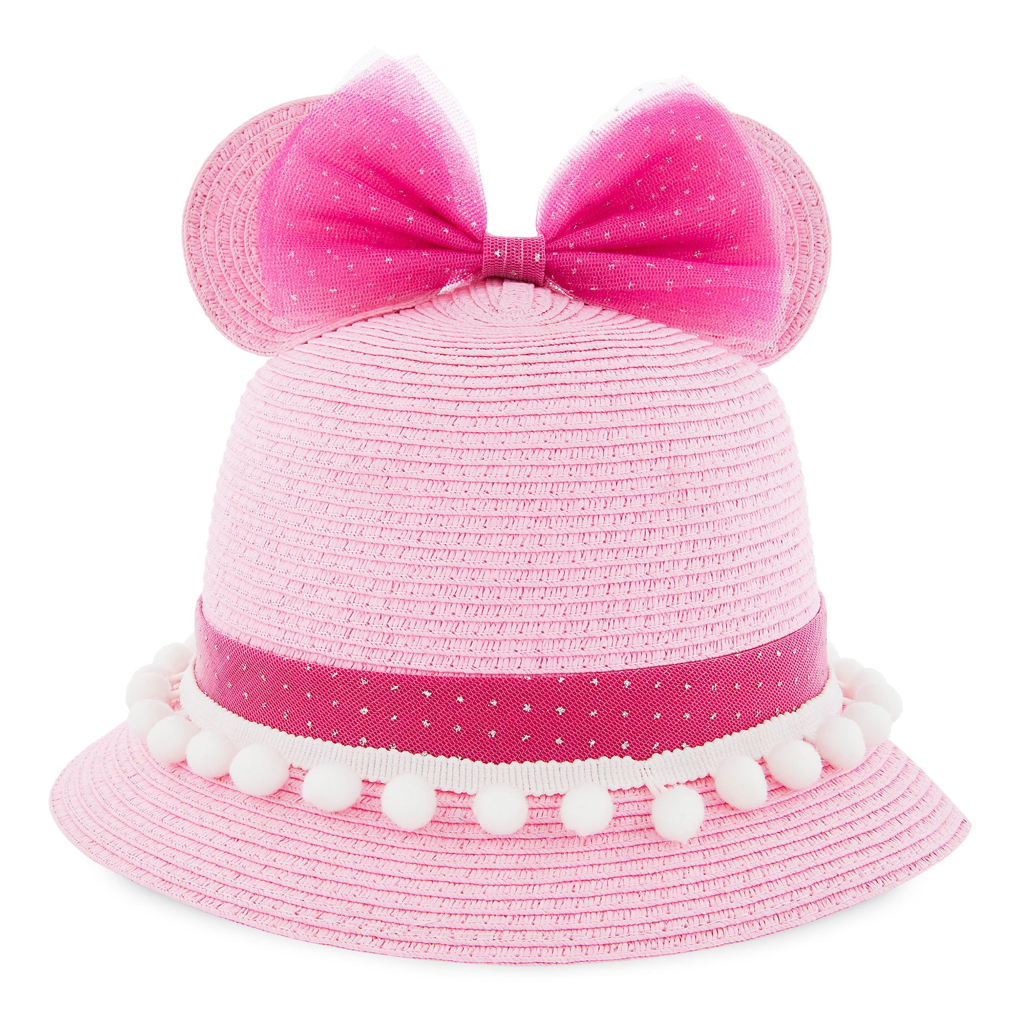 123d6a19bcb Sweet Minnie Mouse Bucket Hat for Kids