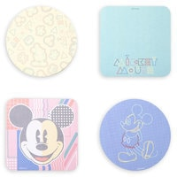 Mickey Mouse '80s Flashback Notepad Set - Neon