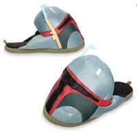 Boba Fett Slippers for Men - Star Wars