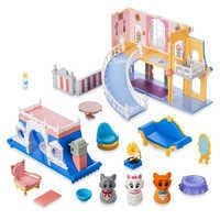 Image of The Aristocats Mansion Deluxe Playset - Furrytale friends # 4