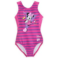 Image of Minnie Mouse Leotard - Girls # 1