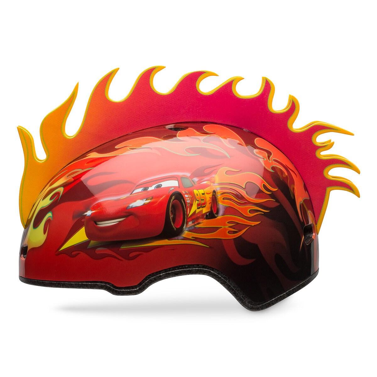 19a1d19690 Product Image of Lightning McQueen Bike Helmet # 1