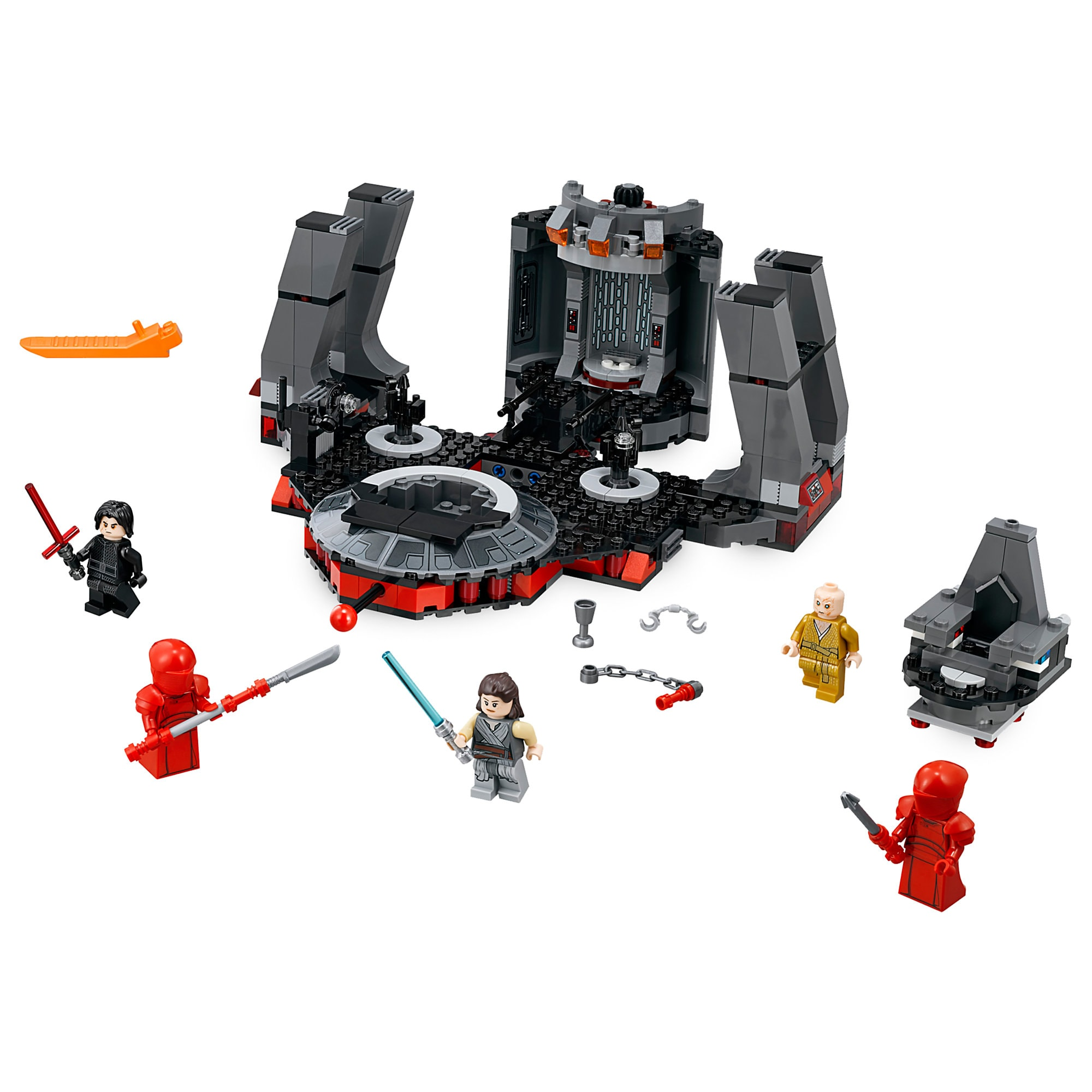 Snoke's Thrown Room Playset by LEGO - Star Wars: The Last Jedi