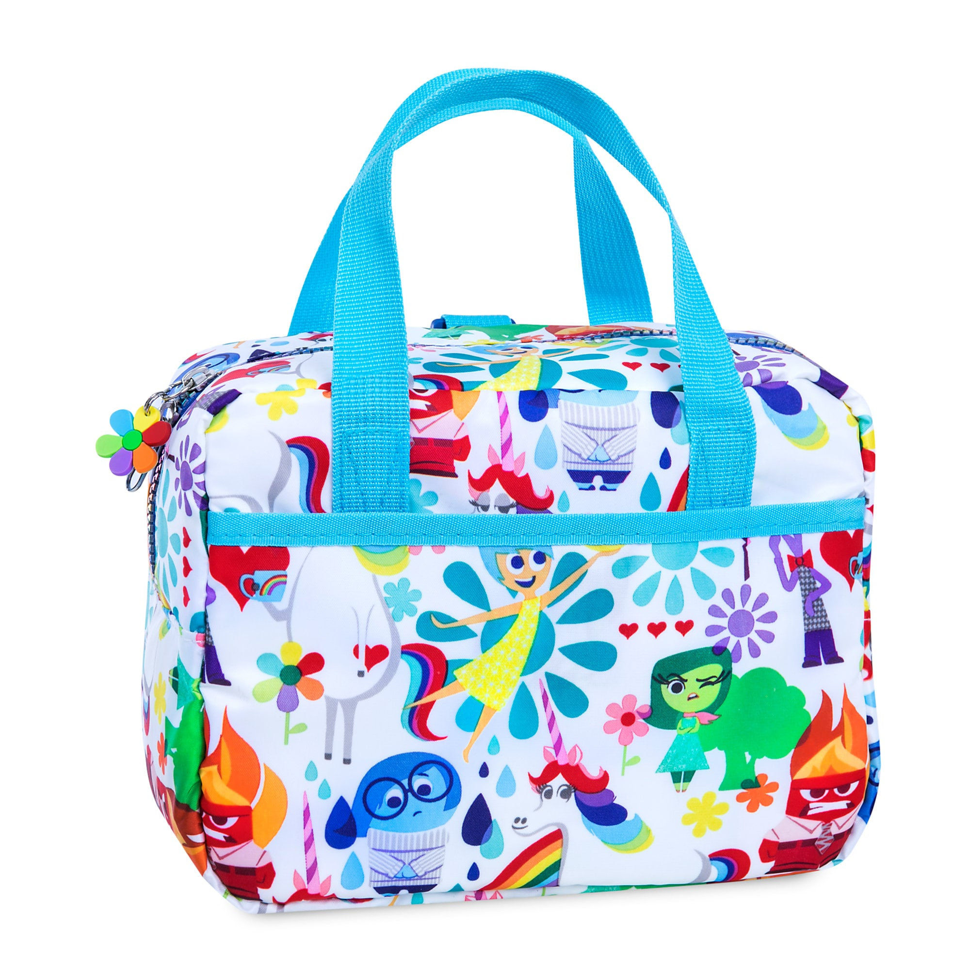 Inside Out Lunch Tote