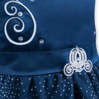 Image of Cinderella Fancy Dress for Girls # 5