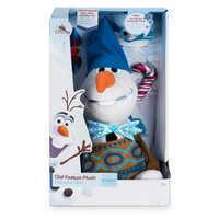 Image of Olaf Talking Holiday Plush - Small - 10'' # 7