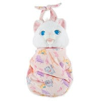 Image of Marie Plush with Blanket Pouch - Disney's Babies - Small # 1