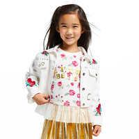 Image of Belle Denim Jacket for Girls # 2