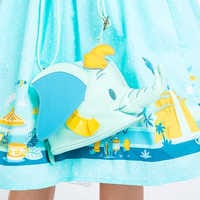 Image of Dumbo Faux Leather Bag # 5