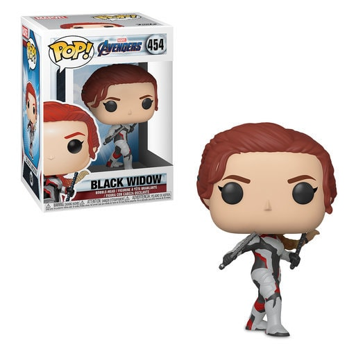 Black Widow Pop! Vinyl Bobble-Head Figure by Funko - Marvel's Avengers: Endgame