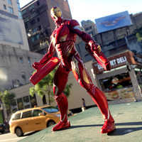 Image of Iron Man Collector Edition Action Figure - Marvel Select # 2