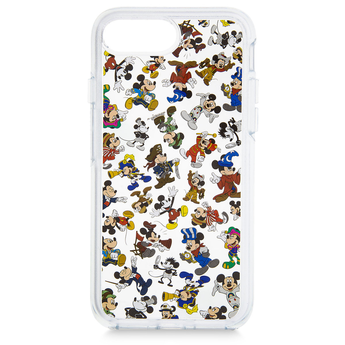 newest 336dc e1188 Mickey Mouse Celebration OtterBox iPhone 8 Plus Case
